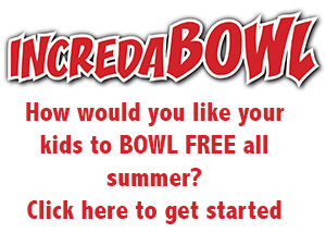 How would you like your kids to bowl free all summer with IncredaBOWL